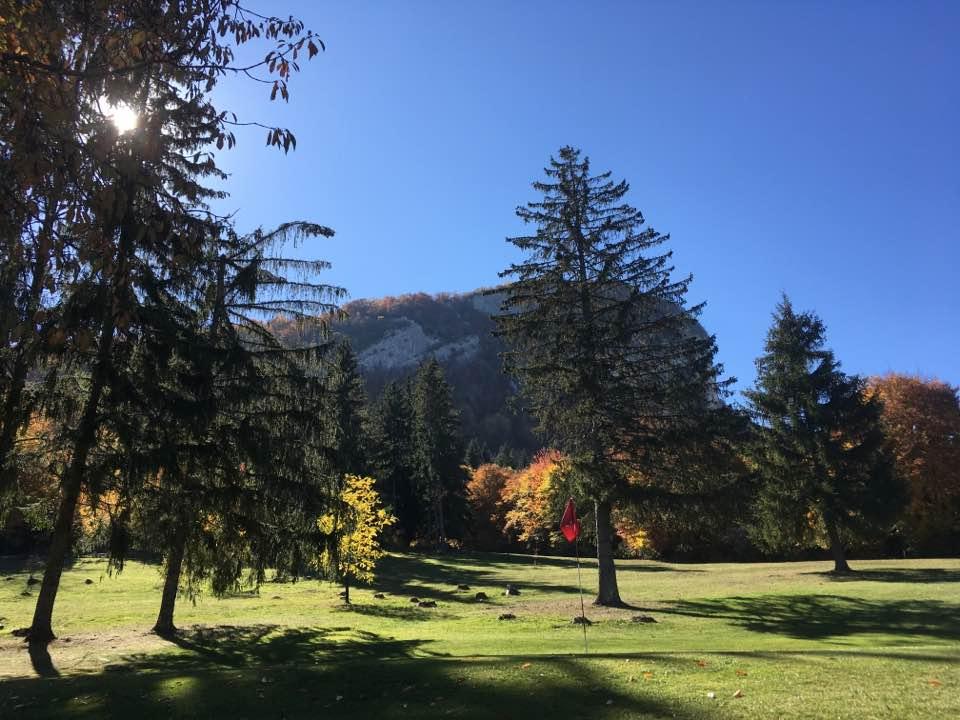 Golf Club du Vercors