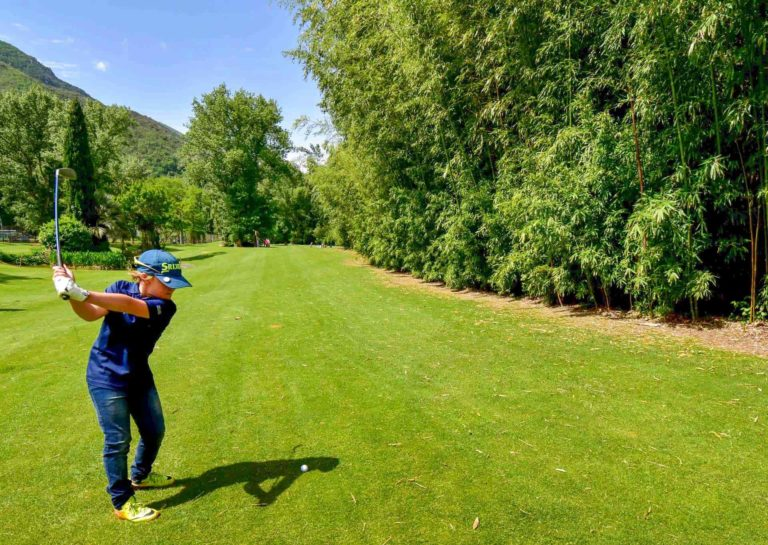 Golf Compact AMÉLIE LES BAINS PARCOURS DE GOLF