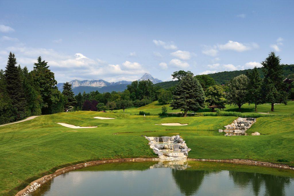 Golf Evian Resort Auvergne