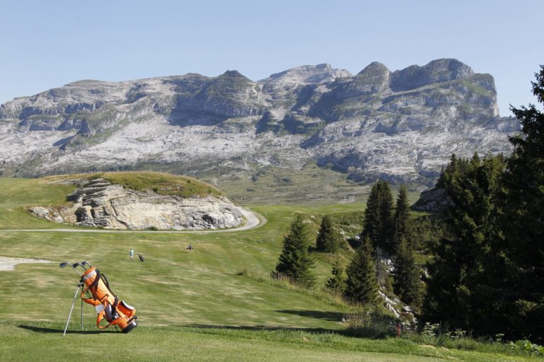Golf Flaine – Les Carroz