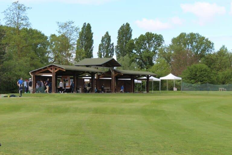 Golf Grand Parc Practice golfeurs