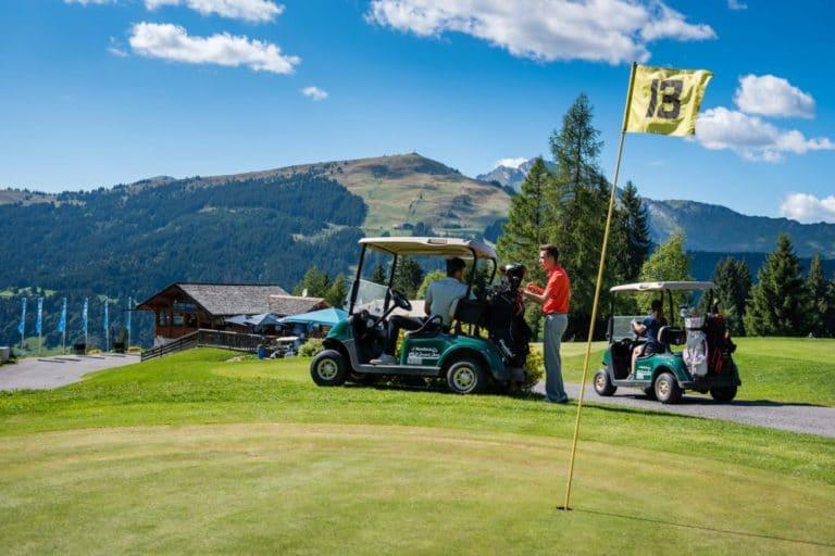 Golf Les Gets Parcours de golf