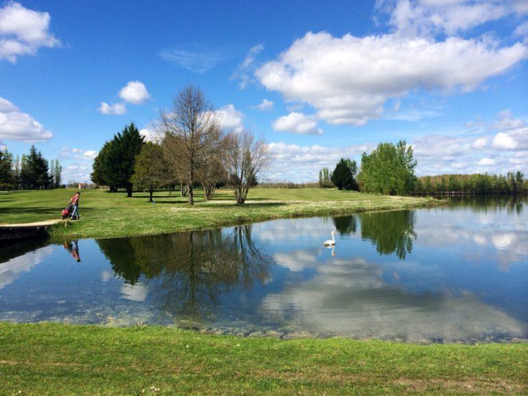 Golf d'Espalais Parcours de golf