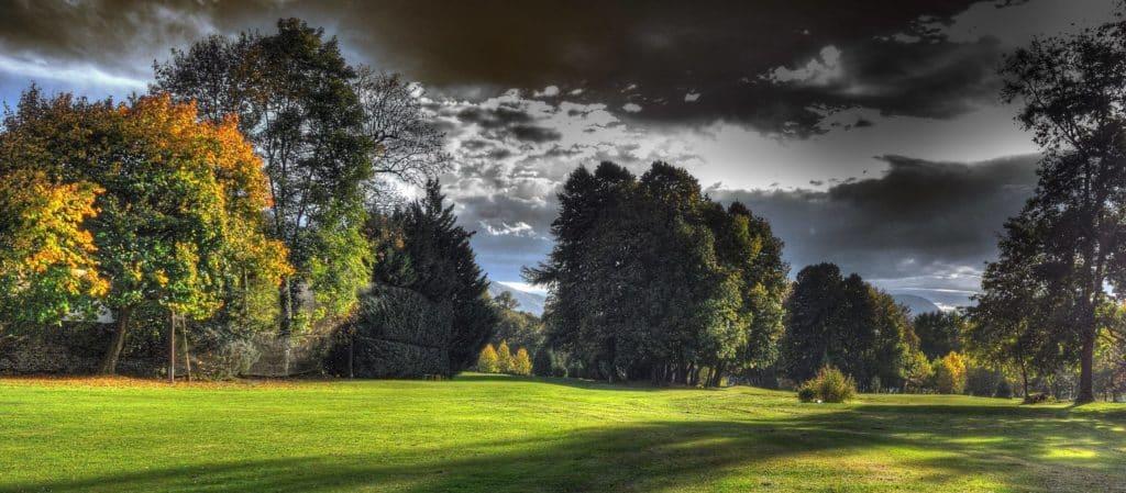 Golf d'Uriage Parcours de golf Auvergne