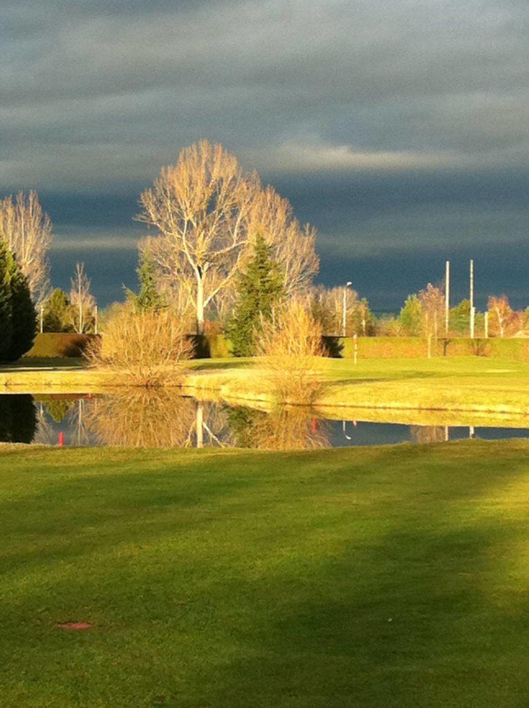 Golf de Forez Parcours Fairway Green Trou