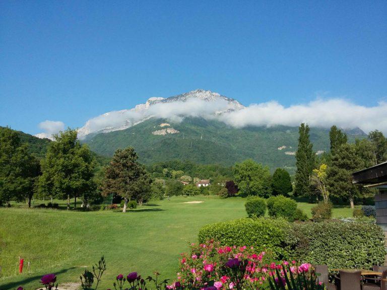 Golf de Grenoble Seyssins Parcours