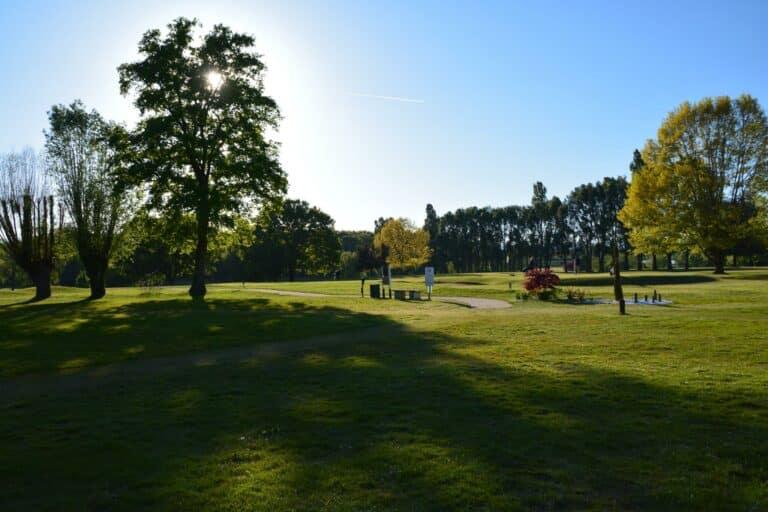 Golf de La Commanderie Parcours de golf
