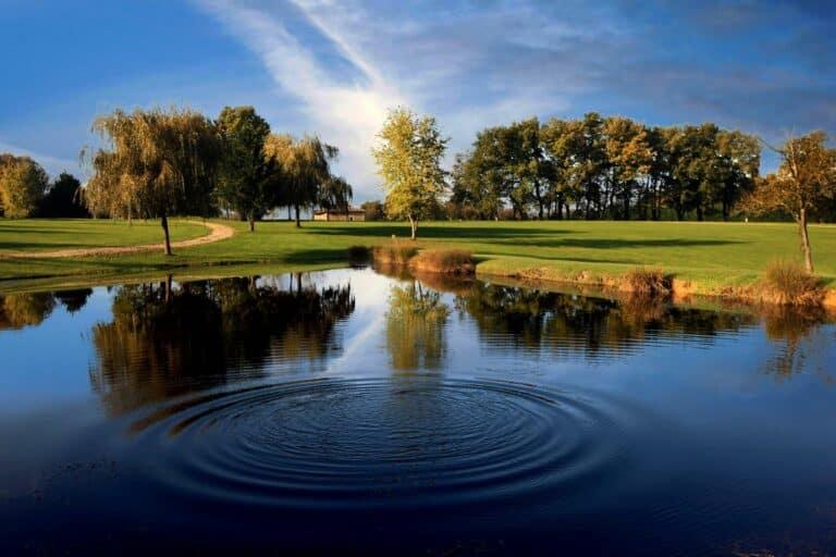 Golf de La Sorelle Parcours de golf 18 trous Lyon