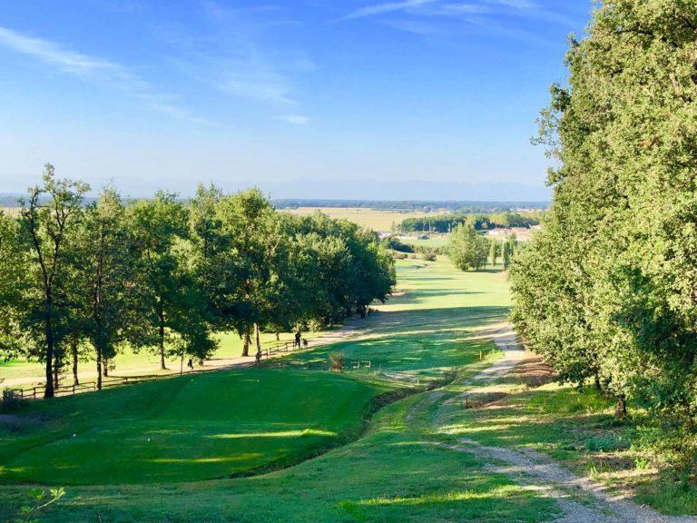 Golf de Toulouse Téoula parcours de golf