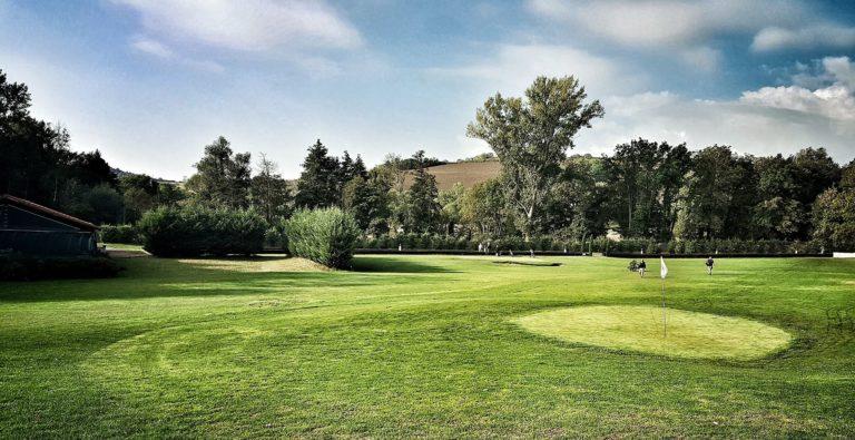 Golf du Val d'Auzon parcours de golf