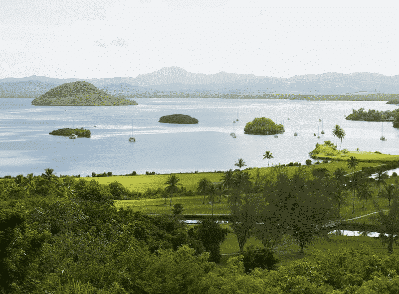 Golf en Martinique