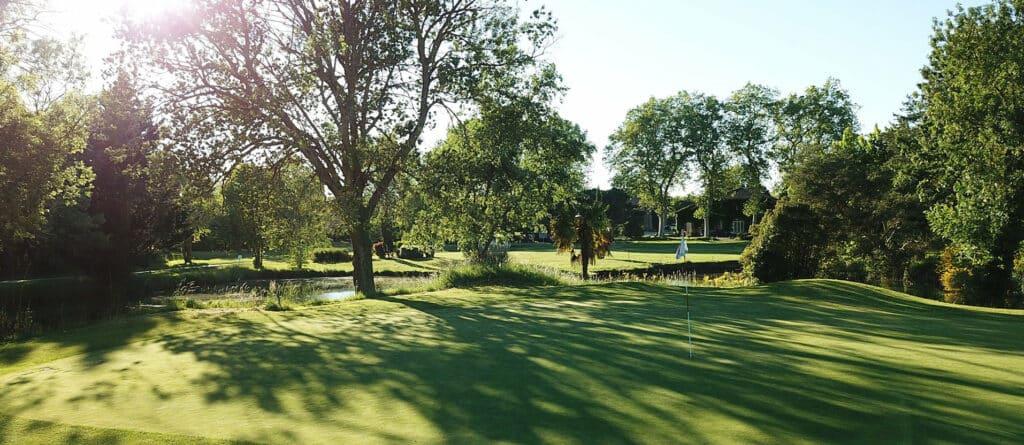 Green Fairway Golf Las Martines Parcours de golf