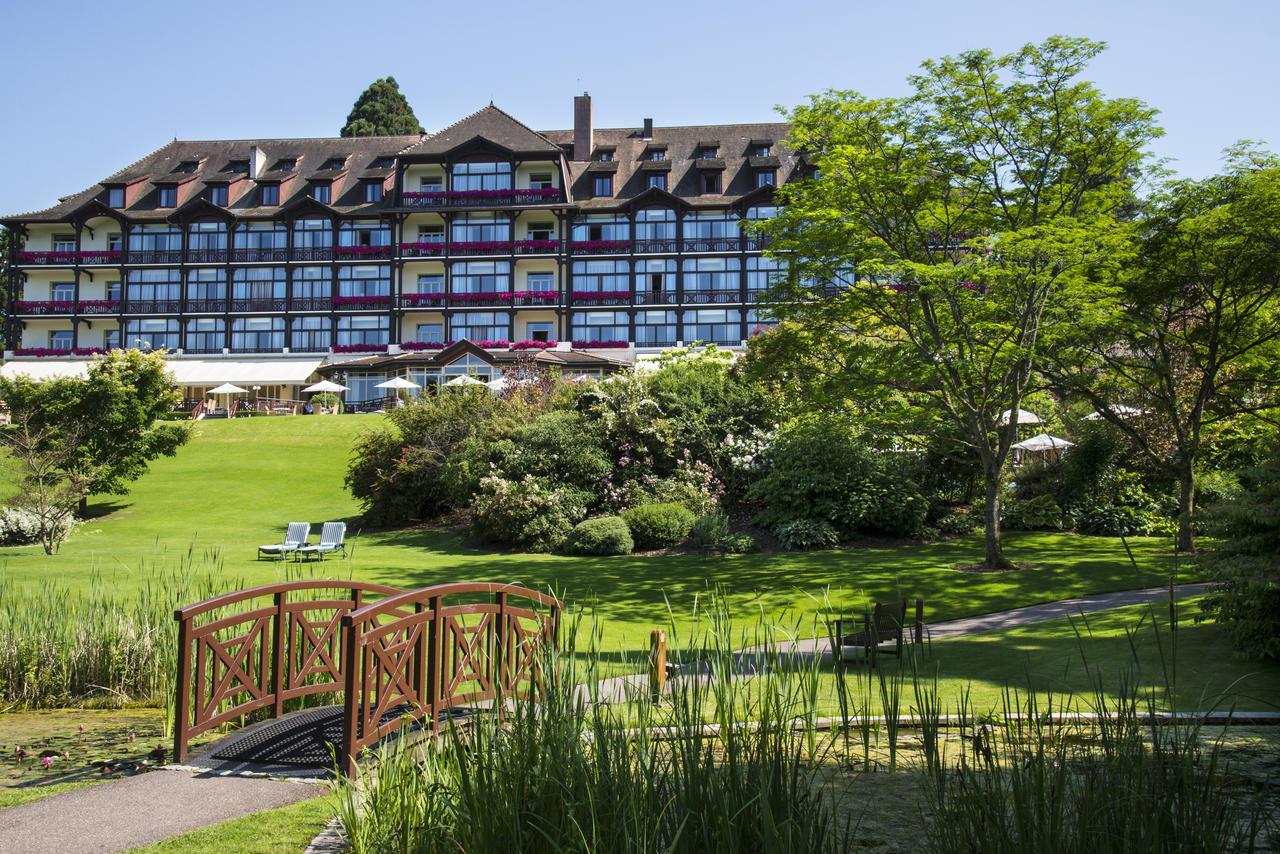 HOTEL ERMITAGE au coeur de l'Evian Resort
