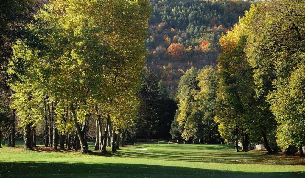 Le golf d'Uriage