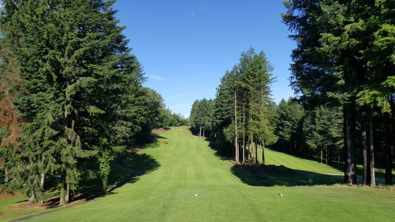 Lourdes Pyrénées Golf Club Parcours de golf