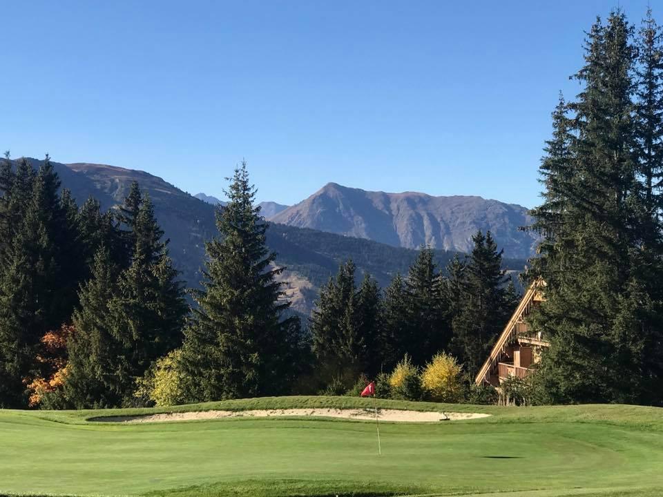 Méribel Golf Club 18 Trous