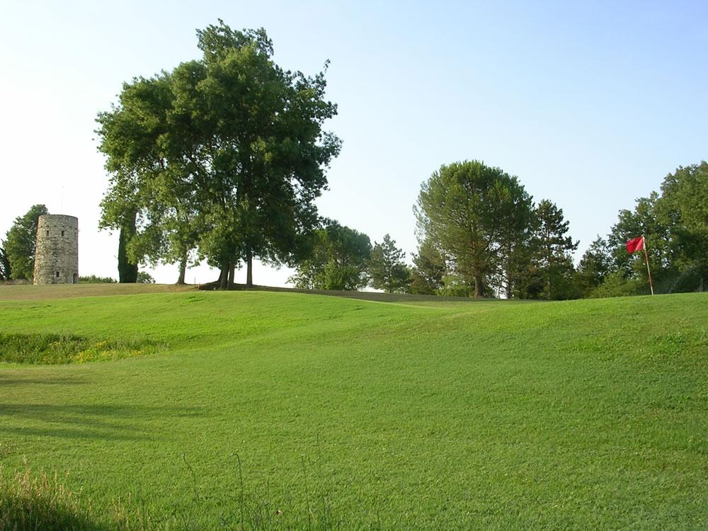 Parcours de golf Golf d'Auch Embats