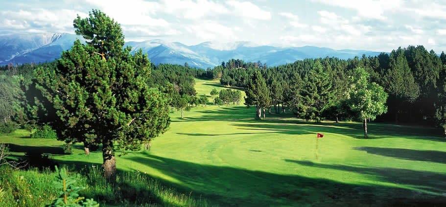 Parcours de golf Golf de Font-Romeu