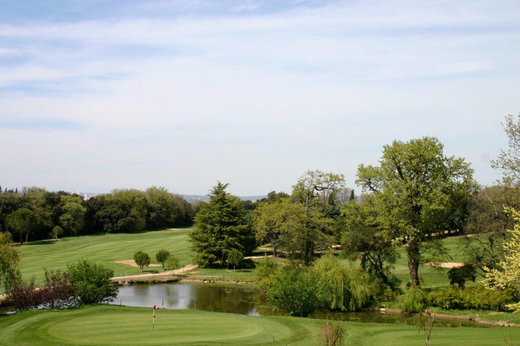 Parcours de golf Golf de Nîmes Campagne