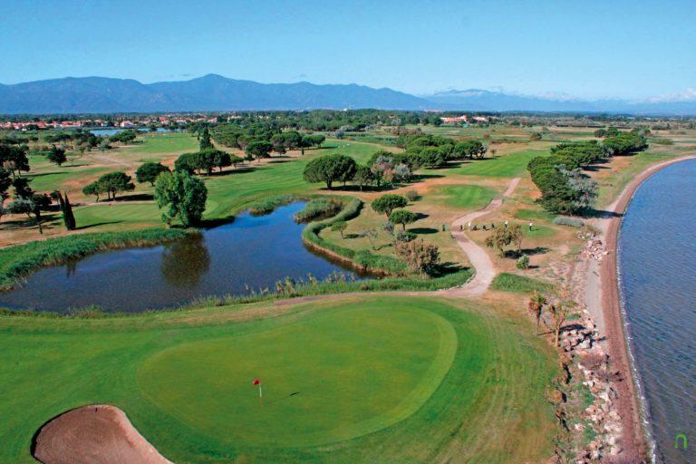 Parcours de golf Golf de Saint Cyprien