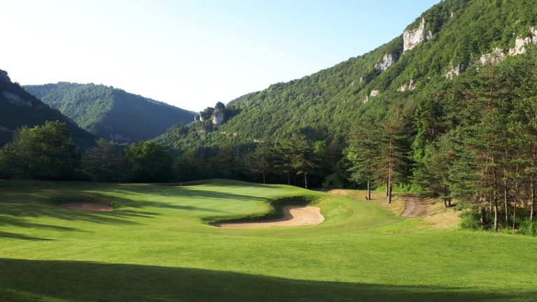 Parcours de golf Golf des Gorges du Tarn