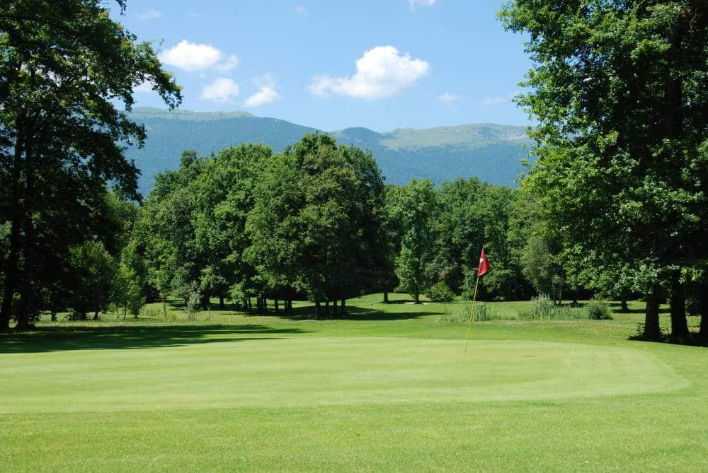 Parcours de golf Saint Genis Albatros Academy Lecoingolf