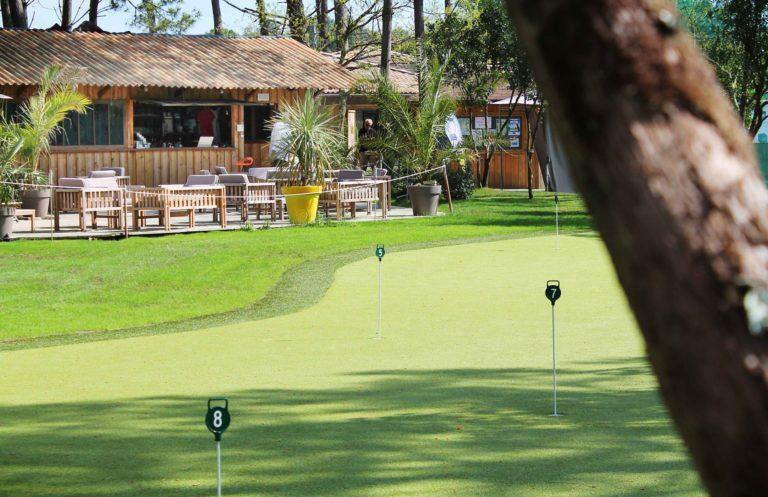 Putting green cap Golf