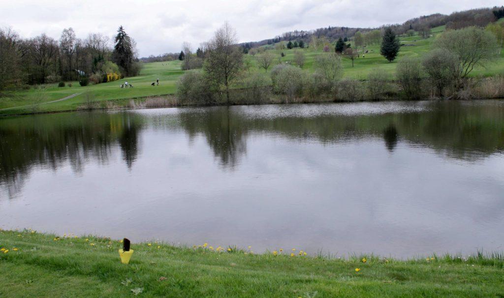 REIGNIER-ESERY Golf club d'Esery Parcours de golf auvergne mont blanc