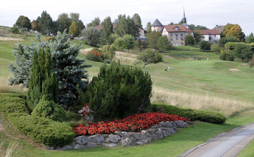 REIGNIER-ESERY Golf club d'Esery