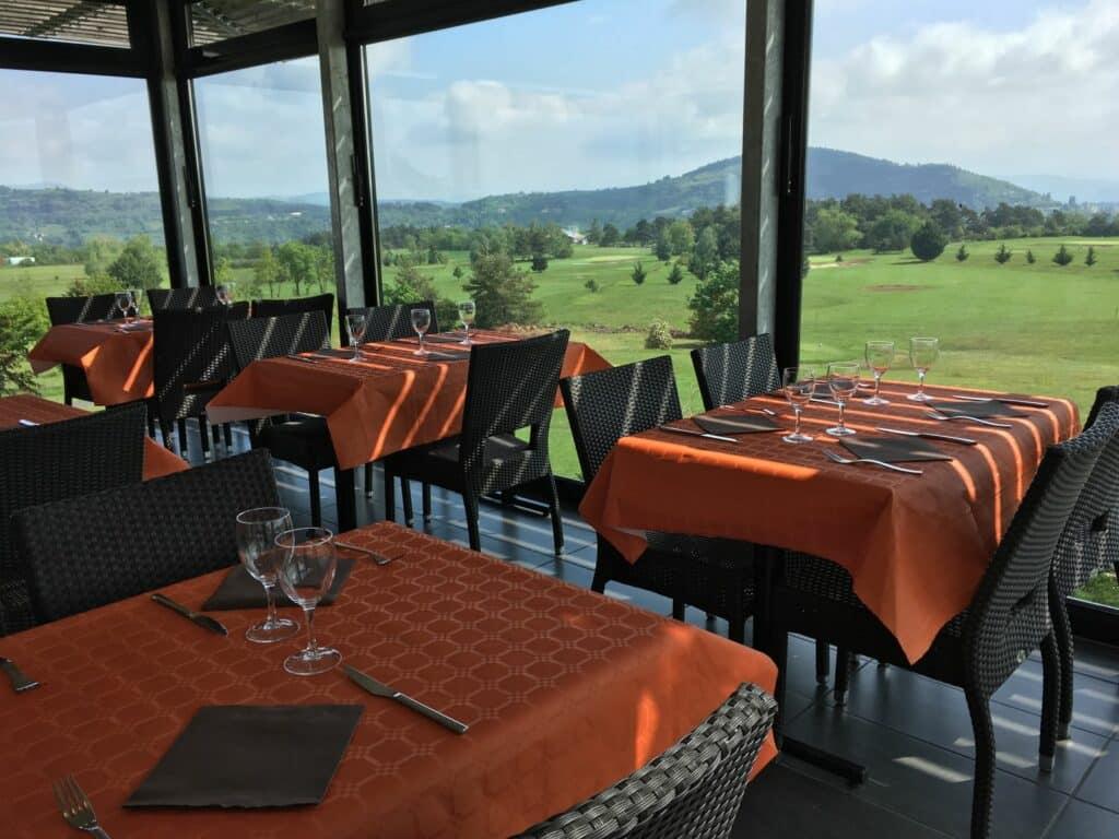 Restaurant du golf Puy en Velay