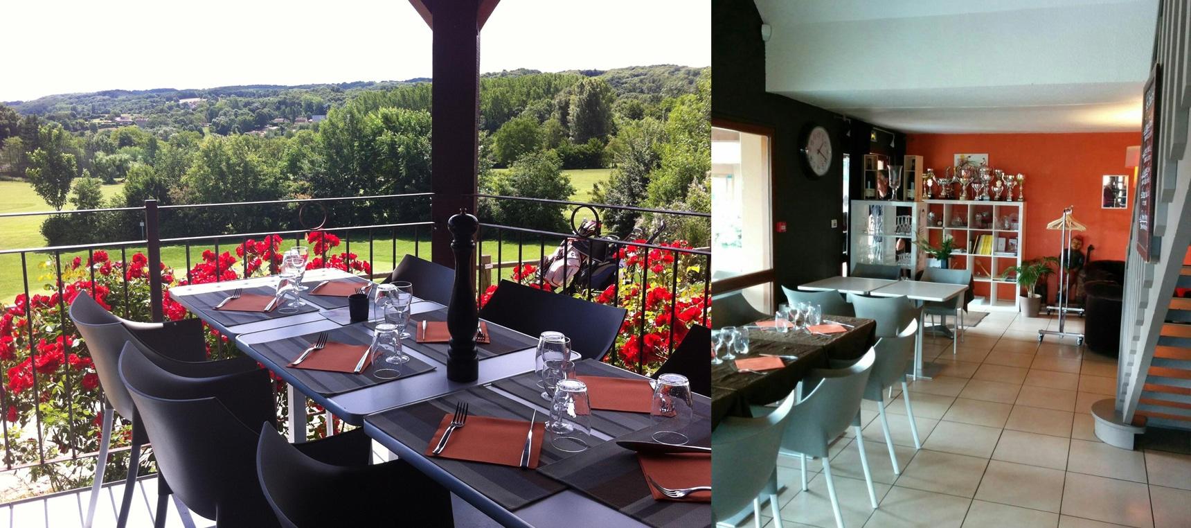 Restaurant du golf Trois Vallons