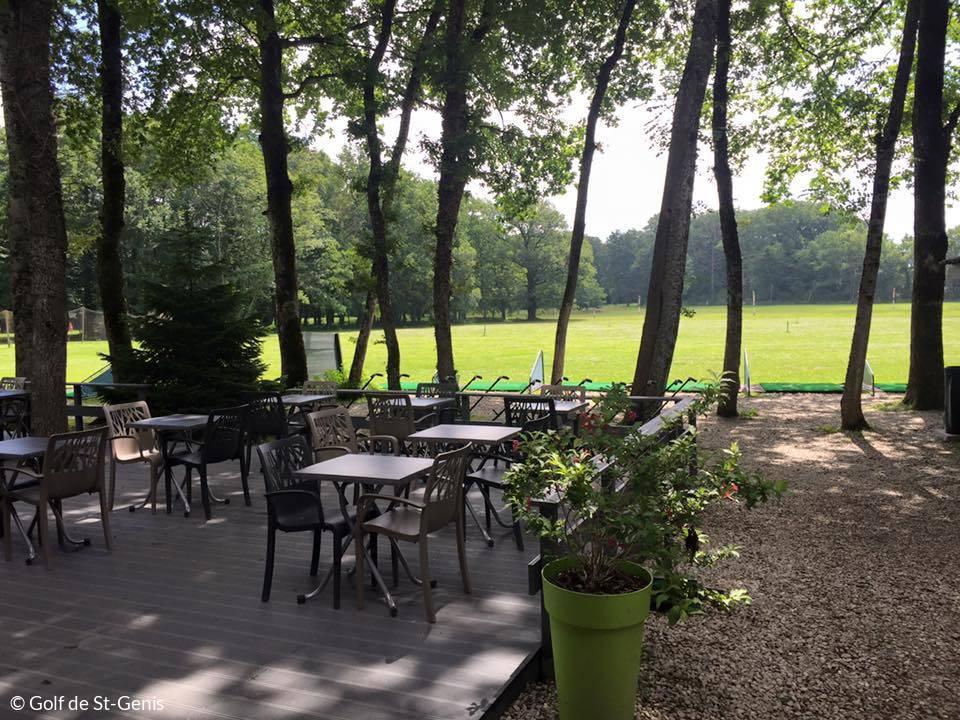Saint Genis restaurant du golf