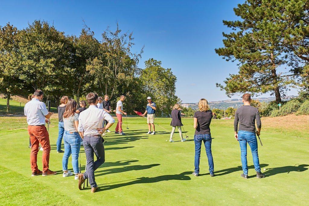 StEtienne- Cours de golf