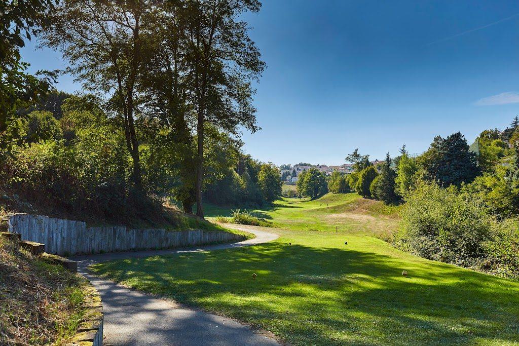 St Etienne Parcours de golf 18 trous