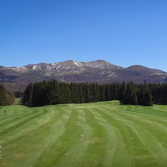 Vue sur la Montagne Parcours de golf