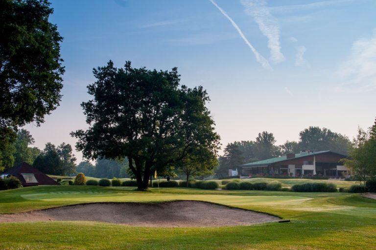 brocards- Parcours de golf Lyon