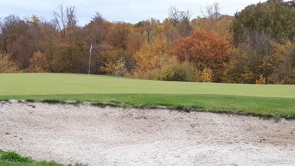Cap Golf Club du Bois de Ruminghem Automne parcours