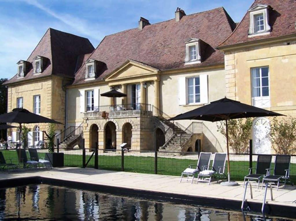 Château Les Merles et ses Villas hotel golf vacances séjour france