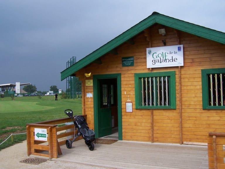 Club-House Golf Club de Morangis – La Galande