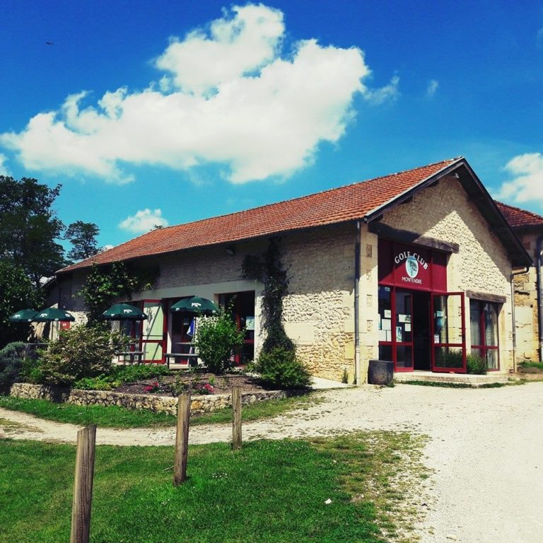 Club-House golf Montendre