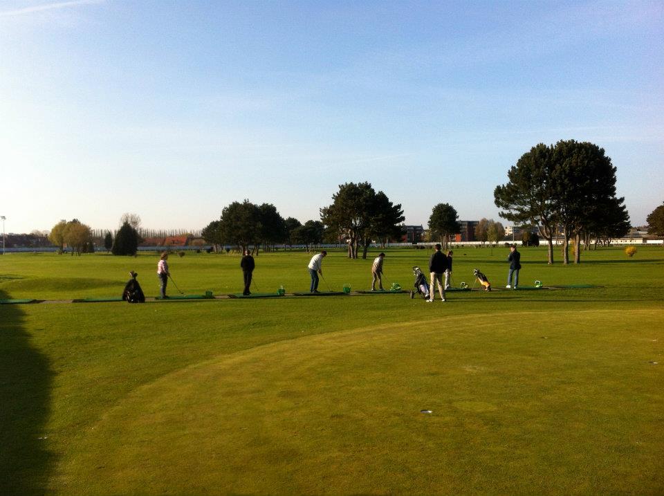 Pracice Golf Flandres