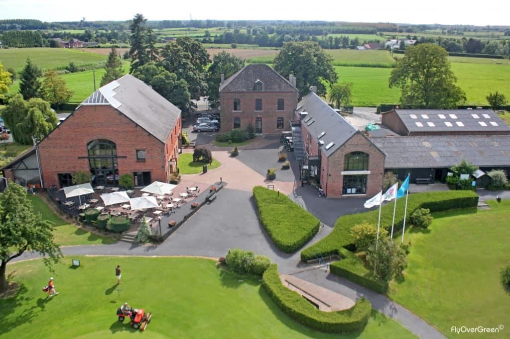 Golf Club de Mormal club-house restaurant