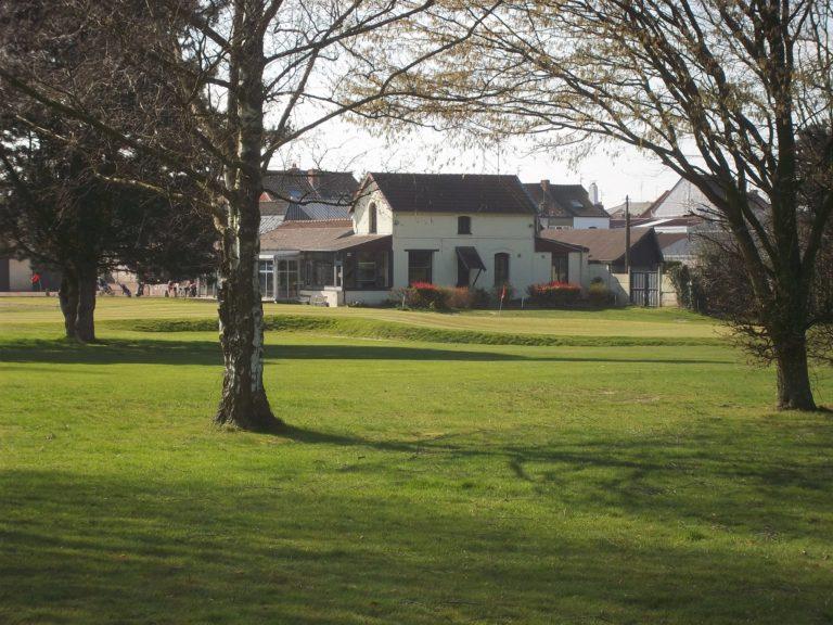 Golf Club de Valenciennes Club-House