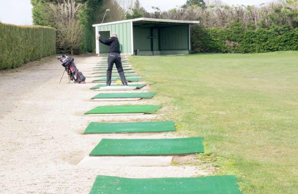 Golf Menneville Practice