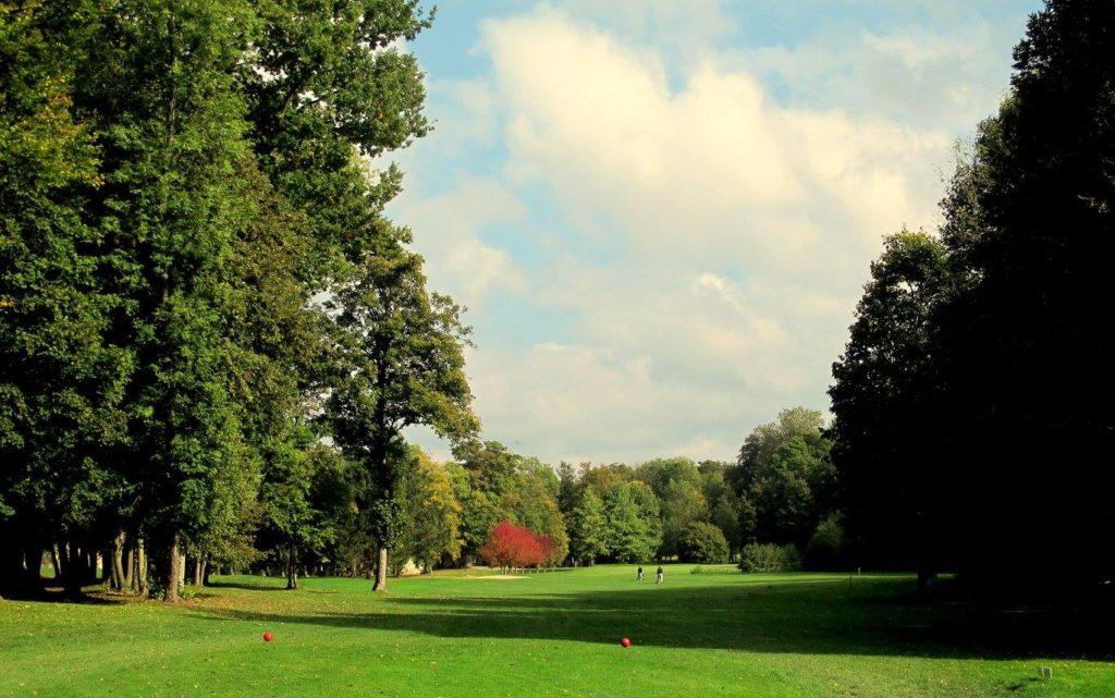parcours de golf humides