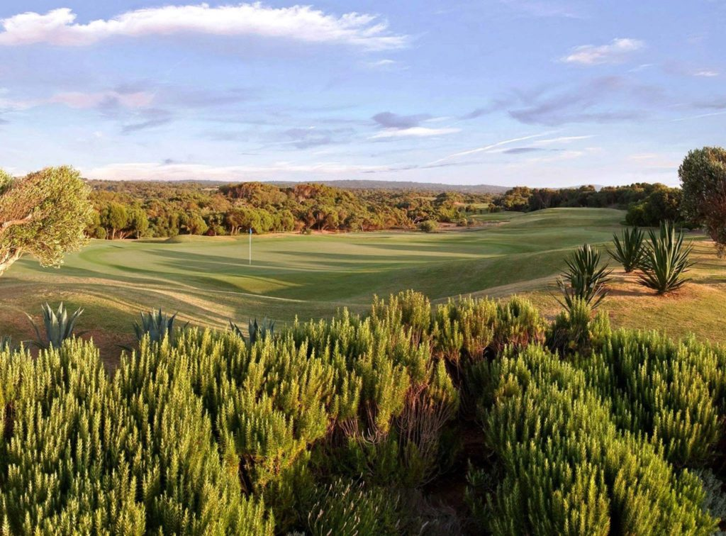 Parcours de golf Landes