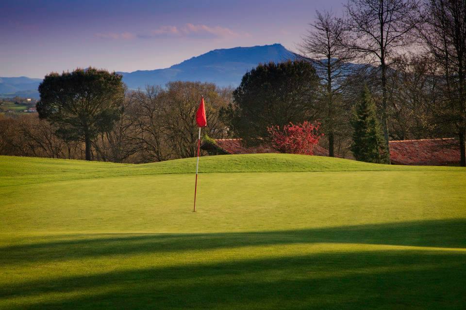Golf d'Arcangues Aquitaine golf 18 trous