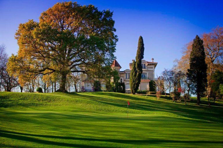 Golf d'Arcangues club-house