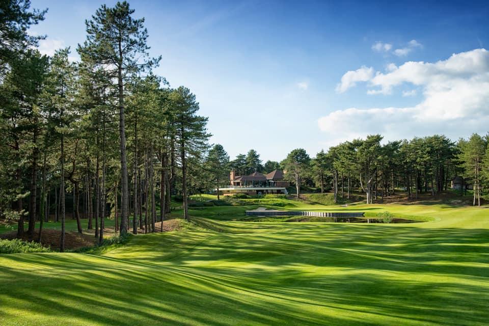 Golf d'Hardelot vue parcours
