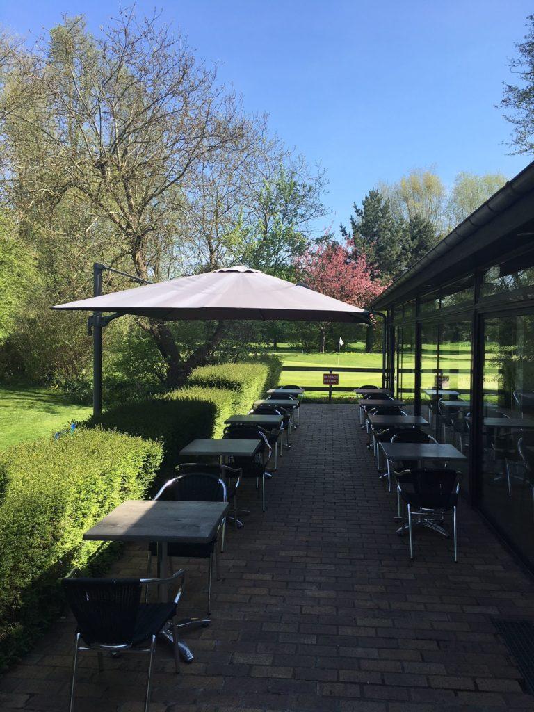 terrasse restaurant du golf